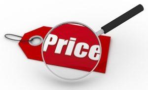 Цены на услуги